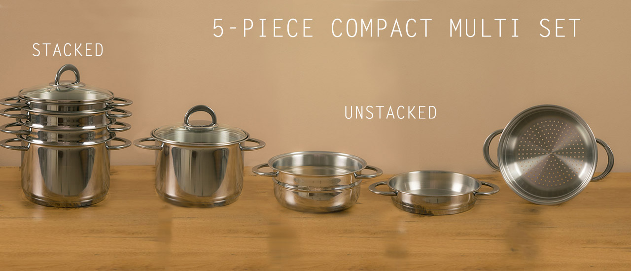 Frabosk Multi Cookware Set